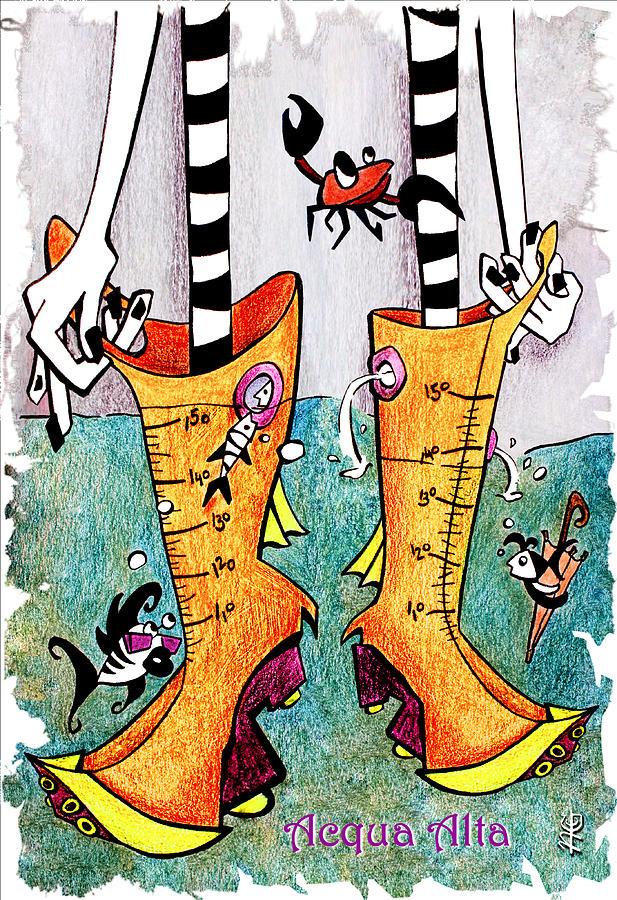 stivali-acqua-alta-children-book-illustration-venezia-kinderbuch-venedig-venice-postcards