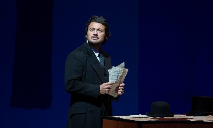 "Vittorio Grigolo Stars in ""The Tales of Hoffmann"" at the Met"