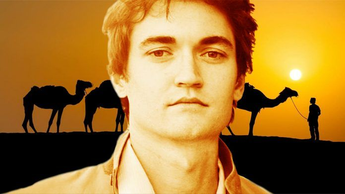 Could Ross Ulbricht , Founder Of The Underground Drug-Commerce Website The Silk Road  Be The Man Behind The  Creation Of Bitcoin?