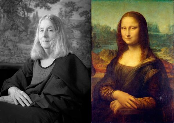 Laura Hofstadter 65-Year-Old Brilliantly Recreates Iconic Art To Prove That Ageing Is Beautiful