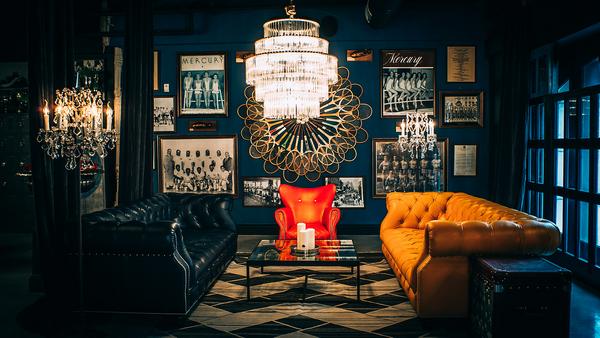 Interior Design Escape: Timothy  Oulton Studio Creates An Unbridled Feast For The Senses.