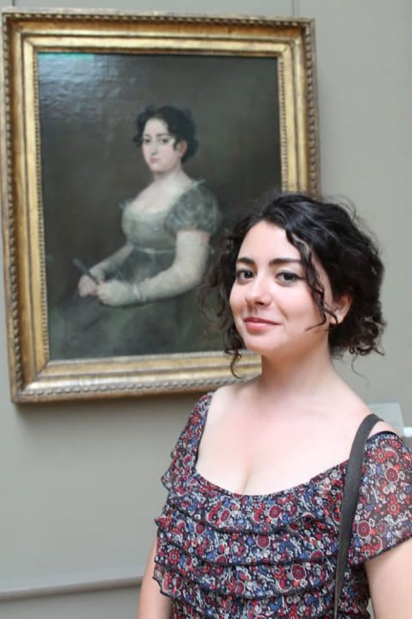 People Who Look Just Like the Paintings in Museums.