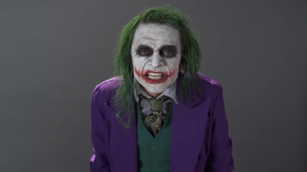 Tommy Wiseau's Joker audition tape is absolutely, unintentionally terrifying