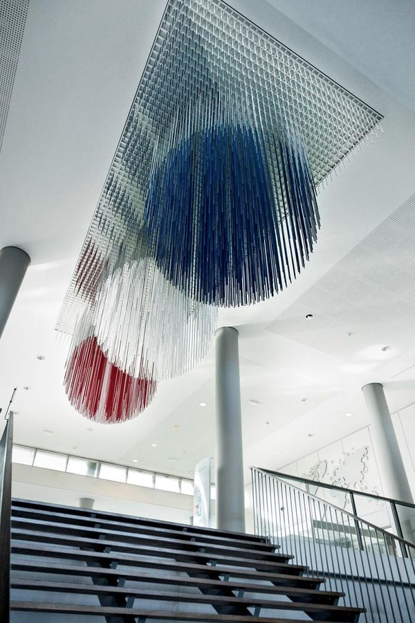 Arts Take The Sky with Air France