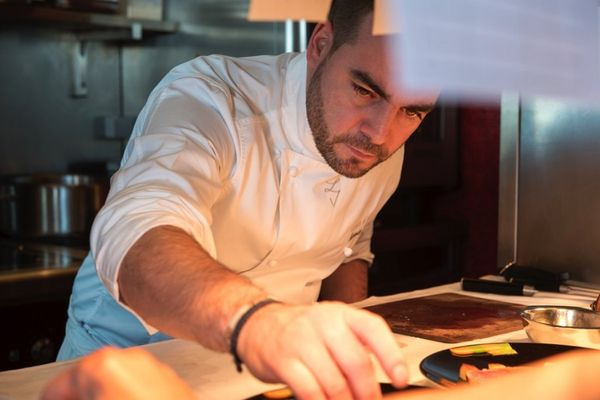 WHY WE LOVE CHEF ALEXANDRE DIONISIO.