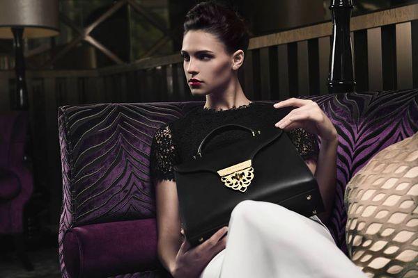 World Most Beautiful Things: The Fursan Handbags.