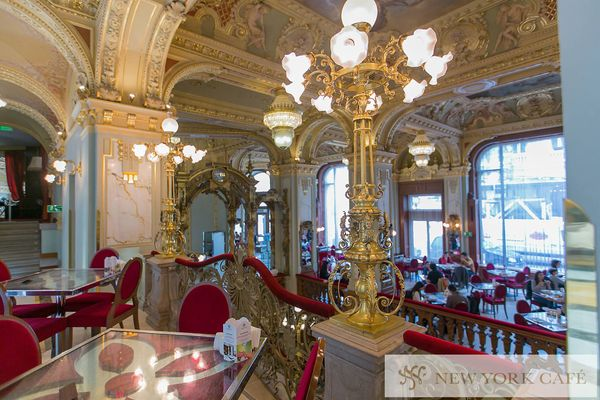 Is Budapest's New York Café - The Most Beautiful Café In The World?