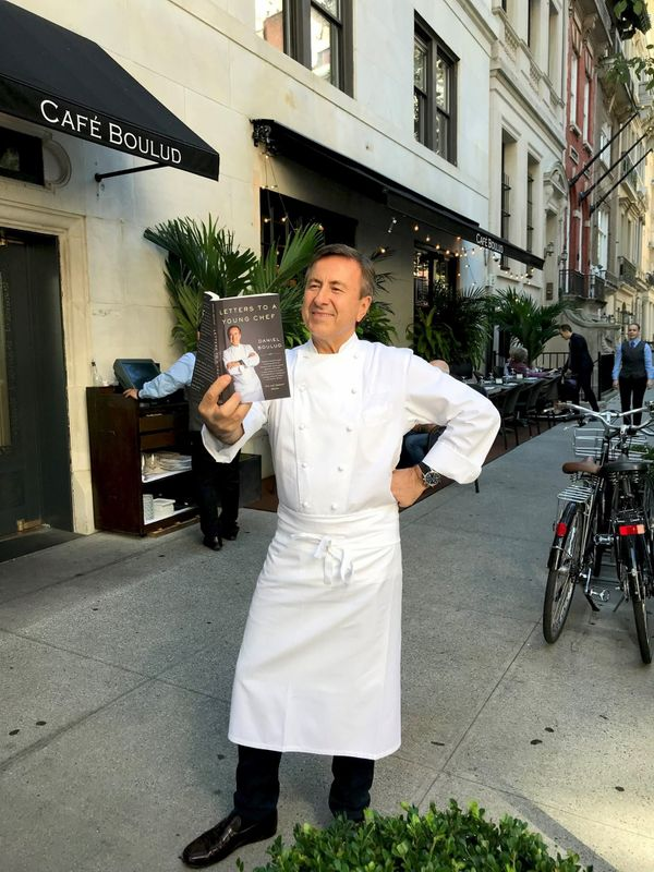 How Daniel Boulud Became The  Widely Celebrated Chefs And  Ones Of America's Leading Culinary Authorities.