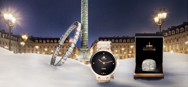 Place Vendome Jewelry, at the heart of French Luxury.
