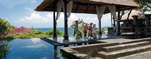 World's most beautiful destinations: Ayana Resort & Spa, Bali.
