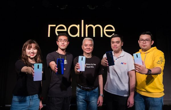 REALME GETS REAL, LAUNCHES FLAGSHIP X2 PRO SMARTPHONE IN MALAYSIA