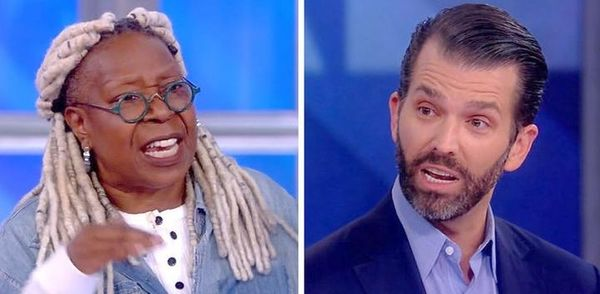 Whoopi Goldberg : Americans Are Celebrating Our Rights By Impeaching Trump, Gets Destroyed