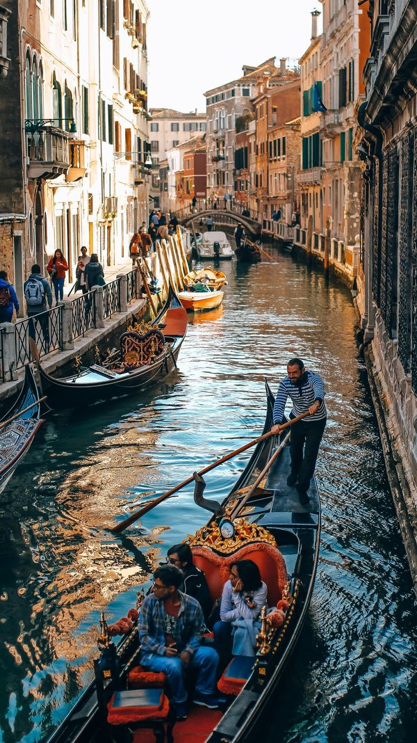 Venice or Sardinia? #Italy is full of surprises