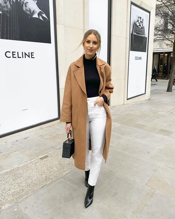 YEET TRENDS, 3 LOOKS: How To Wear The Camel Coat, A Must-Have This Winter?