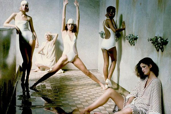 Deborah Turbeville: The Woman Who Transformed Fashion Photography Into Avant-Garde Art.