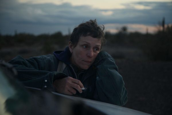 #Nomadland with Frances McDormand  Might   Just Be The Winner At  The #Oscars This Year.