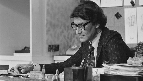 From Yves, With Love : Inside Yves Saint Laurent's Countless Secret Love Letters