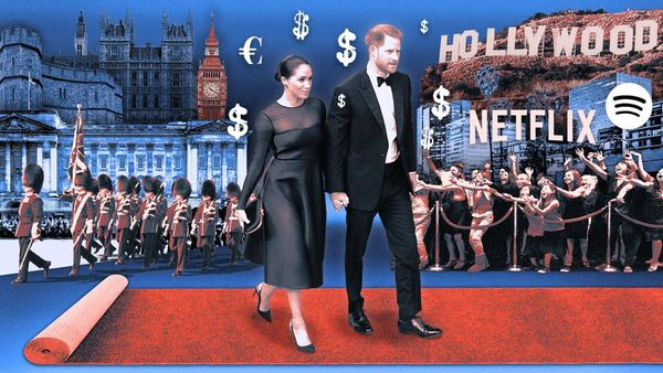 Find Out The Networth  Of The Sussexes. The couple Was   Surprisingly  Nearly Broke, At Least The Until Sunday's Interview.