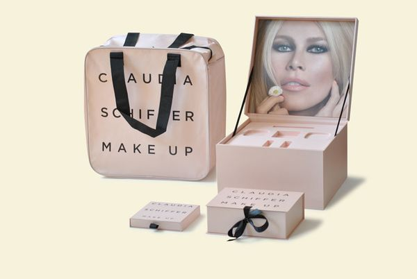 How  Claudia Schiffer  Successfully Launched A Makeup Collection With Artdeco Cosmetics (Update)