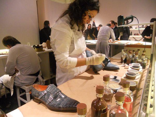 Arte Venezia: The Art Of Making Durable  Shoes.