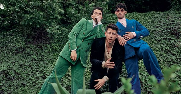 A New Tour, A few Memoires And A Documentary: 2021 Looks Like  A Busy year  for the Jonas Brothers