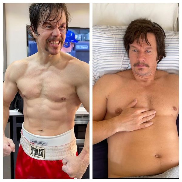 Mark Wahlberg's incredible weight gain for a movie role