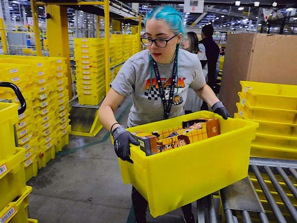 At Amazon, Employees Are Now Fired By Artificial Intelligence