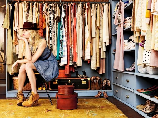 In The Dressing Room : 10 Easy Tips For Finding Your Style