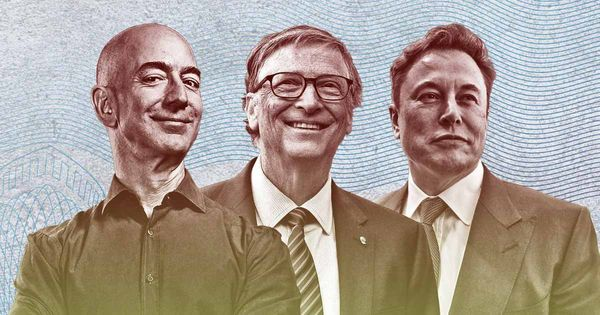 Richest Man In The World: Jeff Bezos Still No. 1  With A $202 billion Networth Tied To Amazon Stock