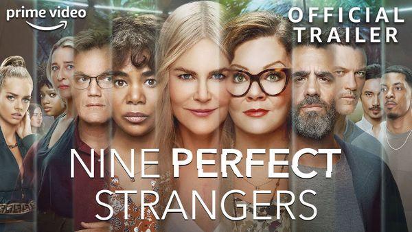 "Nicole Kidman Stars As A Former CEO Turned Personal Development Guru, In New David E. Kelley's Tv Show""Nine Perfect Strangers""."