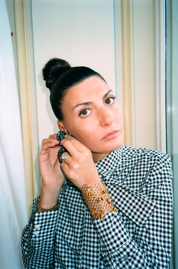 A Girl, A Style: An Interview With Giovanna Battaglia Engelbert